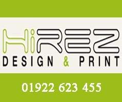 Hi-Rez Design, Print & Web